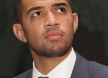 Sexiest Haitian men: Haitian musician Olivier Martially, son of Haitian President Michell Martelly.