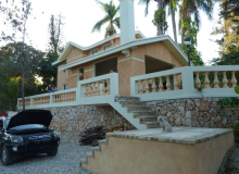 Haiti Homes: Beautiful Haitian home.