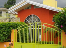 Haiti Homes; A beautiful house in Haiti.